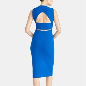 RACHEL Rachel Roy Dresses - Rachel Rachel Roy Cutout Sleeveless Sweater Dress